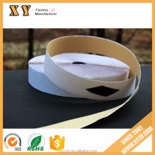 wholesale china manufacturer beige adhesive hook and loop ,fastener tape with super sticky glue