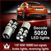 1157 t20 7440 canbus led lamp 5050 19smd for car tail light