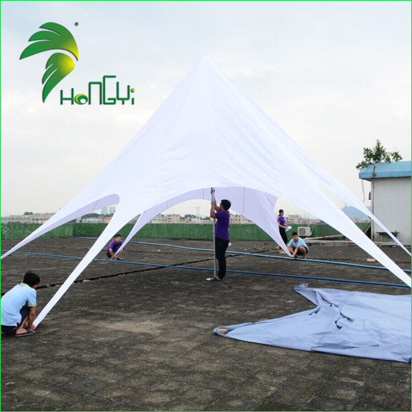 8M Outdoor Star Shaped Tents / Beach Tent / Star Tent for Sale