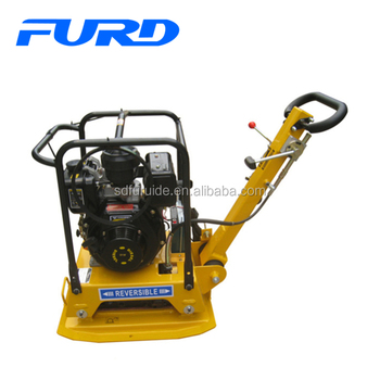 Diesel Engine Electric Start Superior Quality Small Plate Compactor (FPB-S30C)
