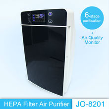 New Design 6-in-1 Ionizer Commercial Air Purifier