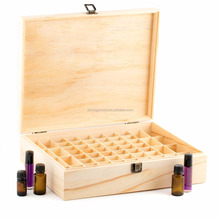 2016 promotional wood essential oil packaging elegant gift wooden essential oil box