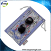Microfiber Eyewear Cleaning Bag With Silk