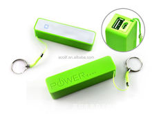 kabo 2600mah mini perfume power bank