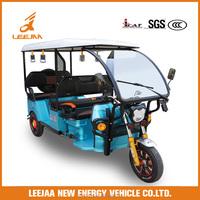 48V E Rickshaw For Passenger Updated