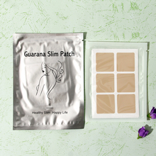 Herbal Guarana Botanical Slimming Patches