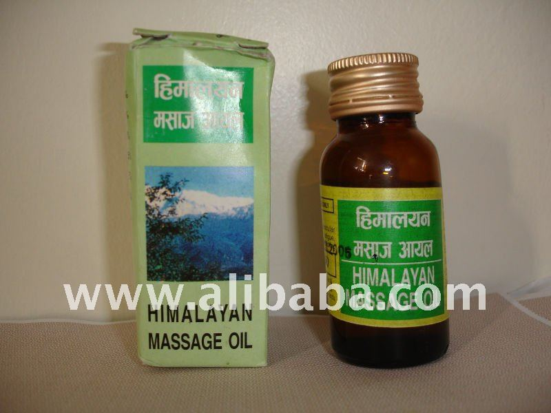 HIMALAYAN MASSAGE OIL