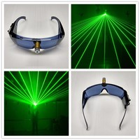 Green Laser glasses for stage show DJ laser glove Dancing Party glasses Event & Party Supplies