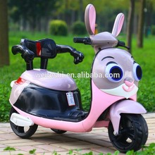 Brand new boys kids birthday present battery powered kid motorcycle made in China