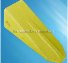 Cheap kobelco excavator spare part Bucket teeth Part No, Sk200