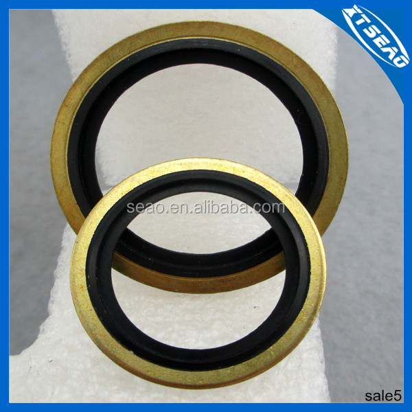 Purchasing rubber bonded gasket buy combination washer