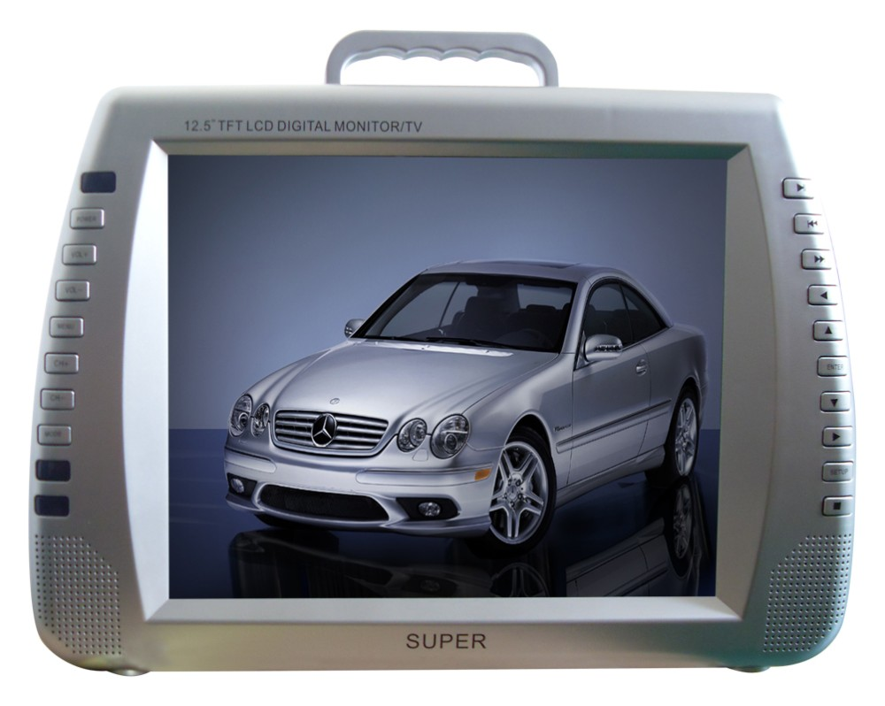 High Quality Wide Screen DVD Player With Hi-Fi Funtion