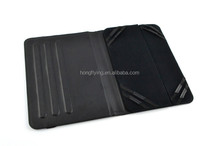 New Black Passport Folio Case for iPad 2&3 with elastic band