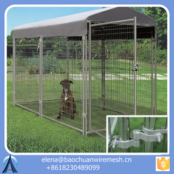 Welded Dog kennels for sales