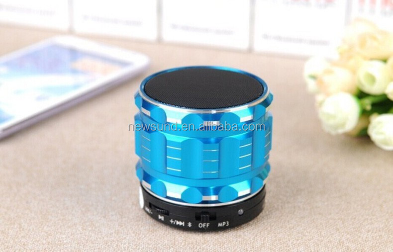 Top selling portable Bluetooth manual for mini digital speaker for iPhone iPod Samsung