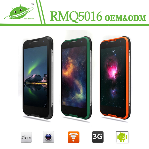 China latest rugged smartphone 5.0 inch IPS touch screen Android 6.0 dual sim 4g phone