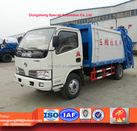 6000L Garbage Truck/Refuse truck/trash truck for sale