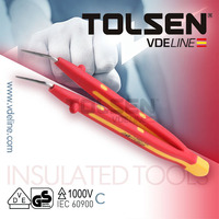INJECTION INSULATED PRECISION TWEEZERS