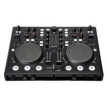 dj mixer controller /dj controller / USB Midi Controller with mixer and cd player