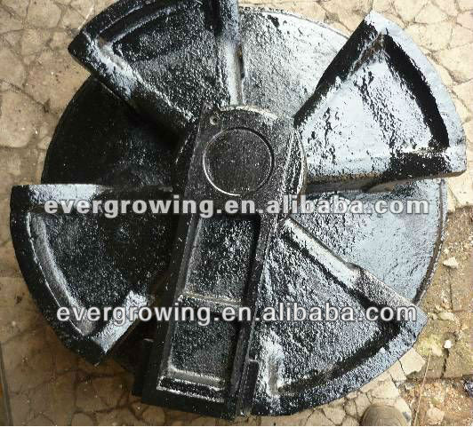 Idler for IHI CCH400 crawler crane undercarriage part