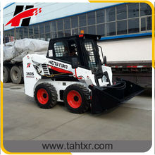 China wholesale tractor construction equipment attachments skid steer loader