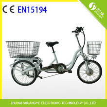 20 inch Electric Motorized Bicycles Bike, Cycle tricycle