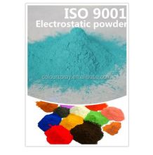 Mirror effect finish chrome electrostatic powder paints/ ral7035 epoxy powder coating