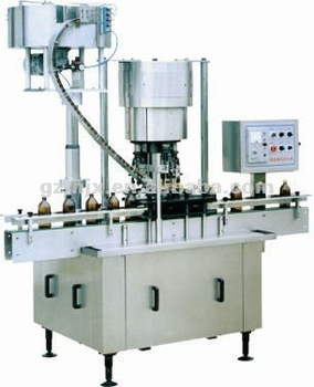 Automatic Aluminum Cap Screw Capping and Sealing Machine,Automatic capping machine