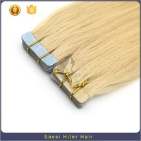 Wholesale Supplier Factory Price Indian Remy Tape Hair Extensions