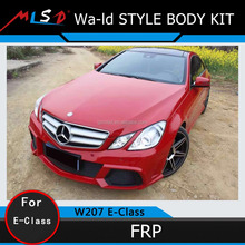 Wa-ld Style Bodykit for Mercedes Benz E Class Coupe W207
