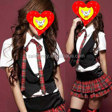 sex girls photos japanese school girl uniform costumes dress costume cosplay for halloween/ carnival costumes QAWC-0039