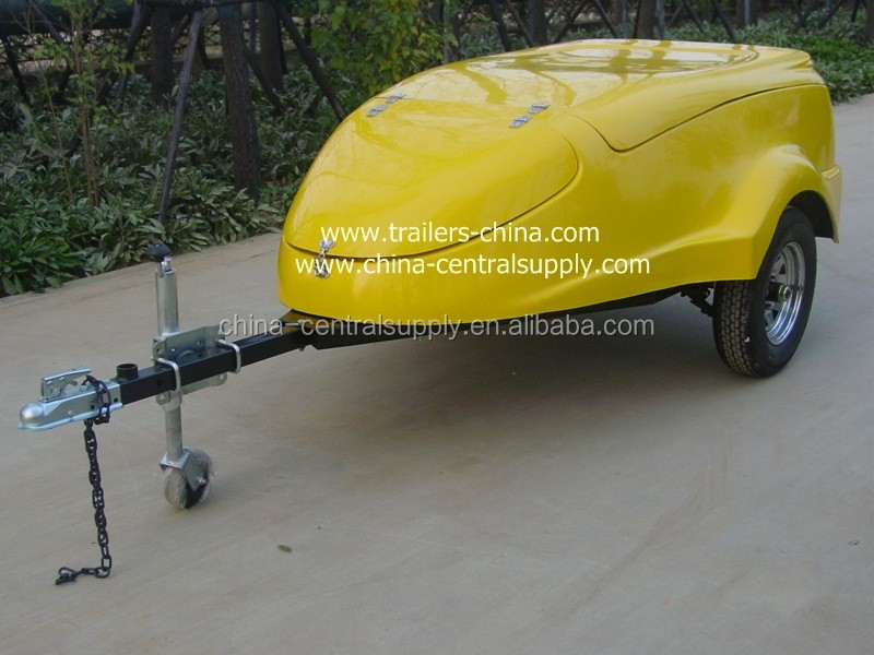 Fiberglass Car Trailer CT0011