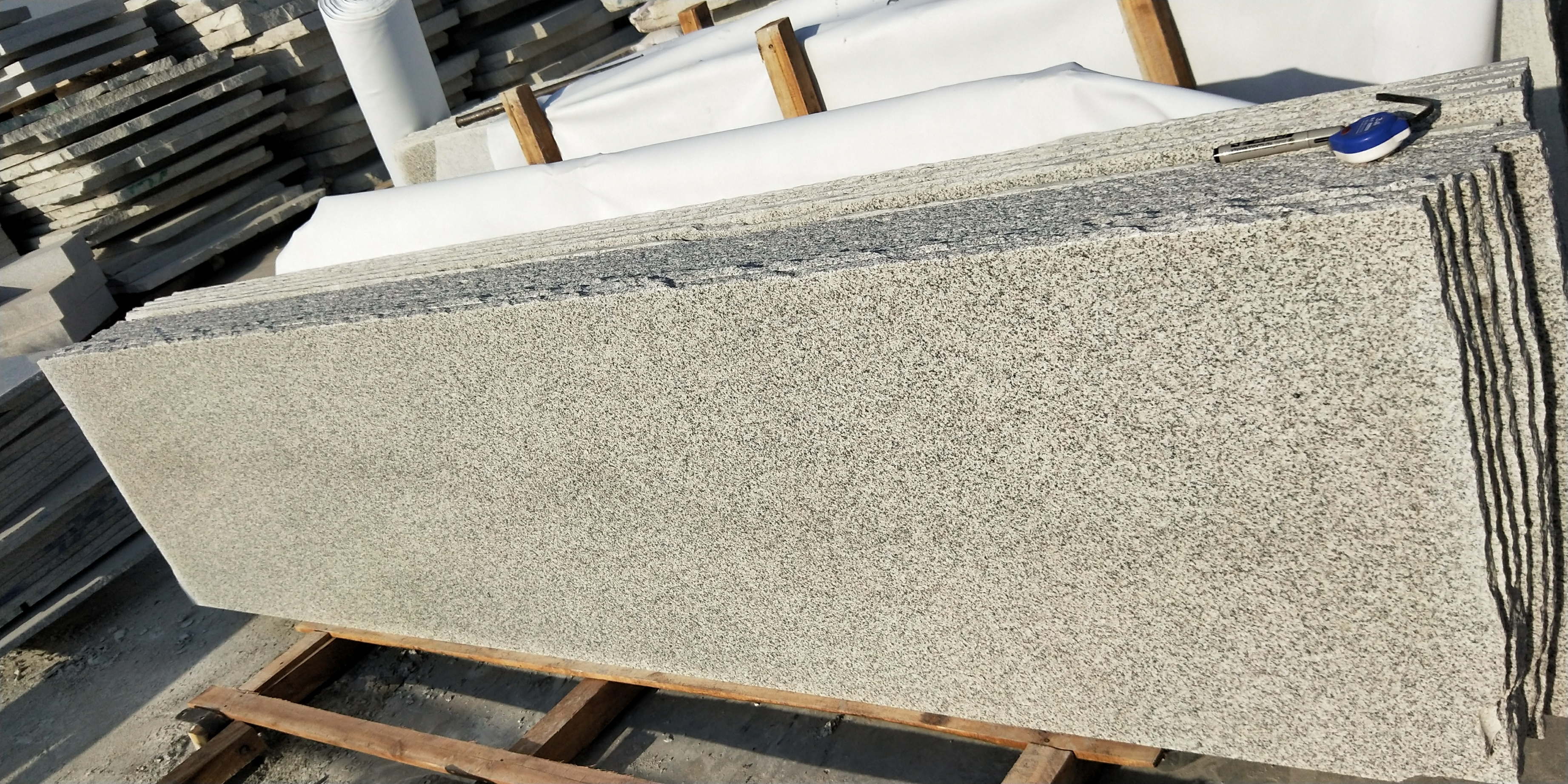china grey granite G603 granite slab