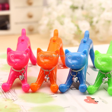 Cat Shaped Fashion Ball Pen Cartoon Ballpoint Pen