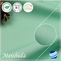 MEISHIDA 100% cotton fabric drill 40/2*40/2/100*56 textile fabric stocklot