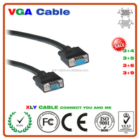 China Supplier New Products 3+11 Constructures Vga Cables