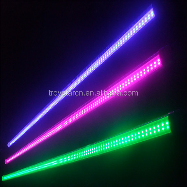 Factory price 1200mm 18w t8 color changing fluorescent led tubes