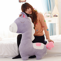 Promotional Animal Horse Soft Pillow Plush Toy