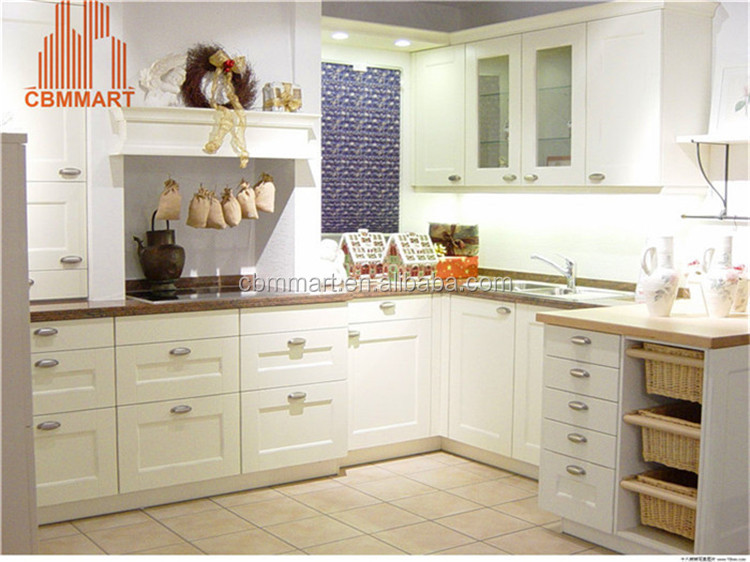 Hot sale european style kitchen cabinet design E320