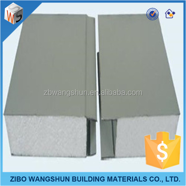 950mm model insulated sandwich wall panels