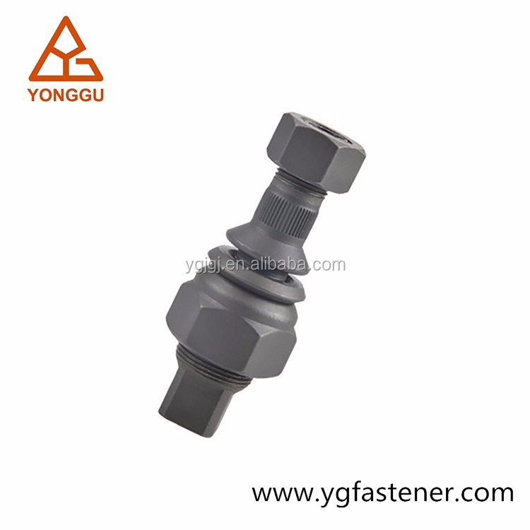 Mitsubishi hub bolt and nut