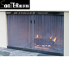 Wholesale spark screen fireplace security mesh