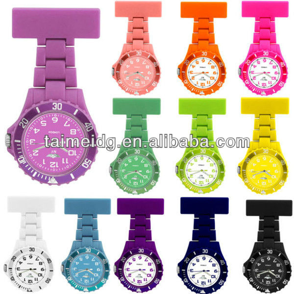 gift for lover nurse wrist watch 7750 movement