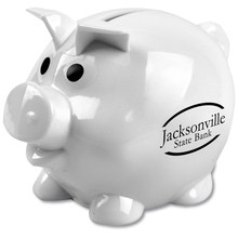 Advertising Custom Saving Coin Promotion Pig Shaped Piggy Banks