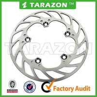 Light Weight Stainless Steel Rear Solid Brake Disc For Aprilia RSV1000R Tuono 1000R