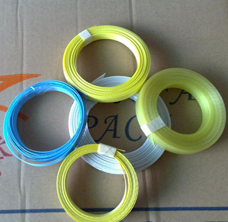 Transparent PP Packing Belt/Hot Cold Transparent PP Packing Belt/TRANSPARENT PP STRIP FOR MACHINE USE