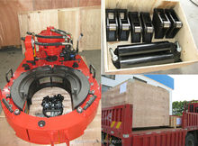 hydraulic power tong for casing and tubing