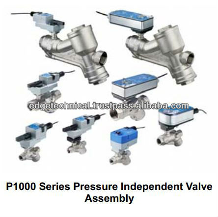 P1000 Series Pressure Independent Valves