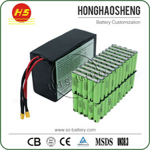Electric Bicycle Bike Scooter Battery Akku Batterie 24v 35ah Lithium Battery for 1200w Motor