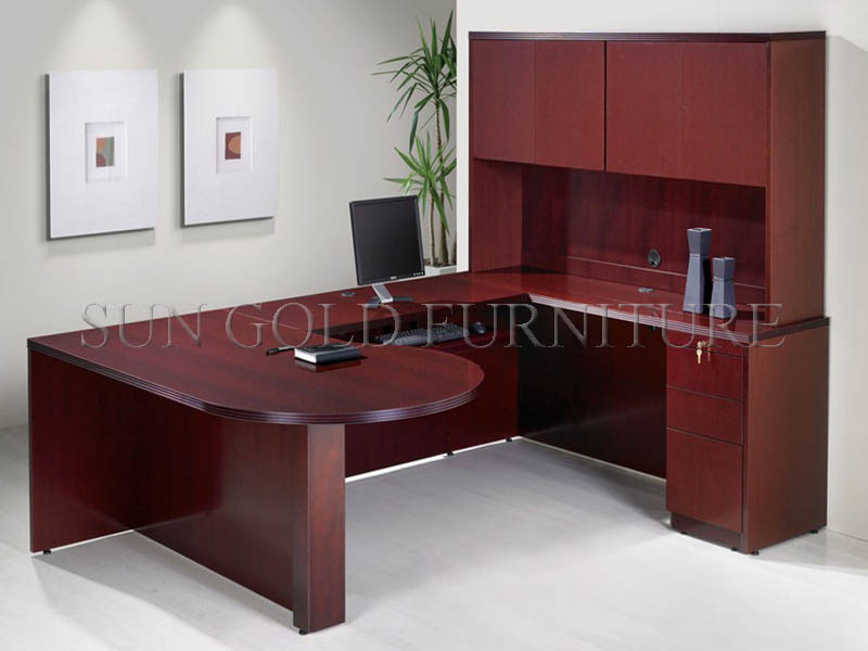 Attirant Modern Wooden Office Furniture, Office Collection, Credenza  Shell,contemporary Office Desk (SZ